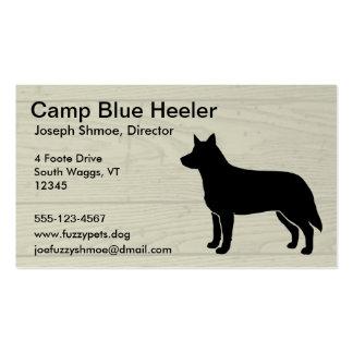 Australian Cattle Dog Business Card