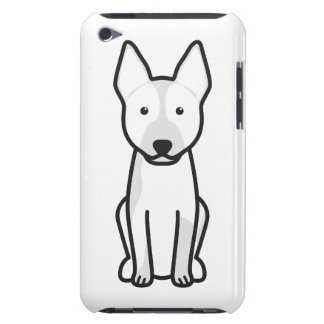 Australian Cattle Dog Cartoon Barely There iPod Cover