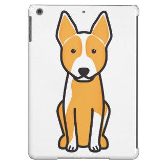 Australian Cattle Dog Cartoon iPad Air Cover