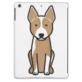 Australian Cattle Dog Cartoon Case For iPad Air