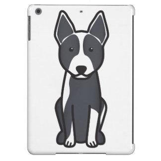 Australian Cattle Dog Cartoon iPad Air Case