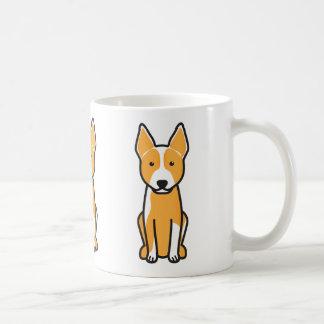 Australian Cattle Dog Cartoon Coffee Mug
