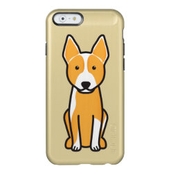 Incipio Feather® Shine iPhone 6 Case with Australian Cattle Dog Phone Cases design