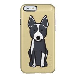 Incipio Feather® Shine iPhone 6 Case with Australian Cattle Dog Phone Cases design