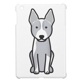 Australian Cattle Dog Cartoon Cover For The iPad Mini