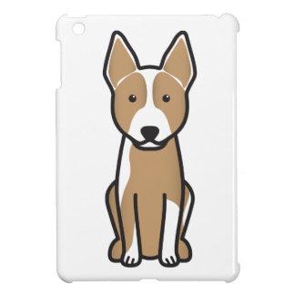 Australian Cattle Dog Cartoon iPad Mini Covers