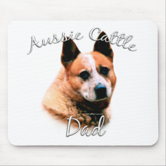 Australian Cattle Dog Dad 2 Mouse Pad