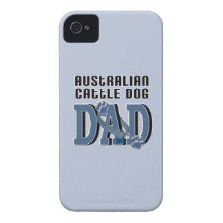 Australian Cattle Dog DAD Case-Mate iPhone 4 Case