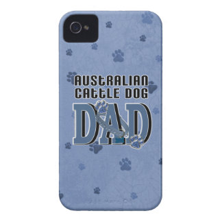 Australian Cattle Dog DAD iPhone 4 Covers