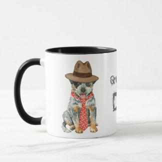 Australian Cattle Dog Dad Mug
