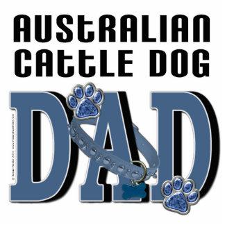 Australian Cattle Dog DAD Acrylic Cut Out