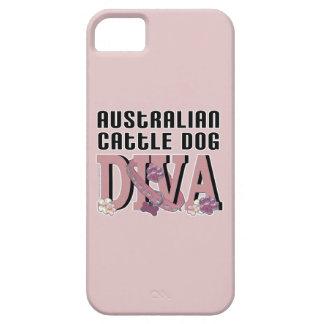 Australian Cattle Dog DIVA iPhone SE/5/5s Case