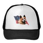 Australian Cattle Dog Flag Trucker Hat
