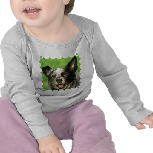 Australian Cattle Dog Infant Tshirt