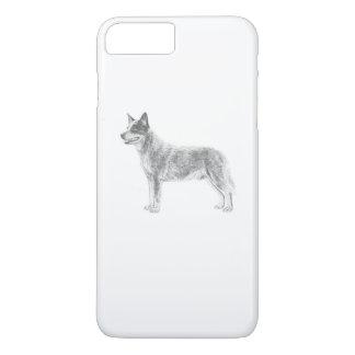 Australian Cattle Dog iPhone 8 Plus/7 Plus Case