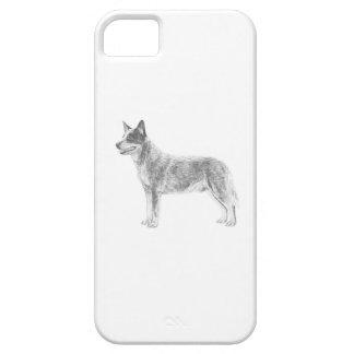 Australian Cattle Dog iPhone SE/5/5s Case
