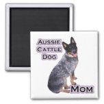 Australian Cattle Dog Mom 4 - Magnet
