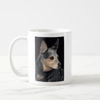 "Australian Cattle Dog Mug - ""Quigley"""