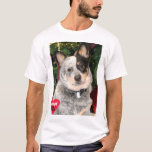 Australian Cattle Dog Photo T-Shirt