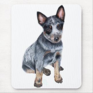 Australian Cattle Dog puppy Mouse Pad