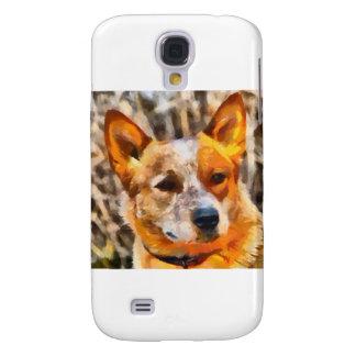 Australian Cattle dog - Red Heeler Samsung S4 Case