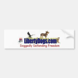 Australian Cattle Dog Stuff Car Bumper Sticker