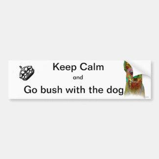 Australian Cattle Dogs Bumper Sticker