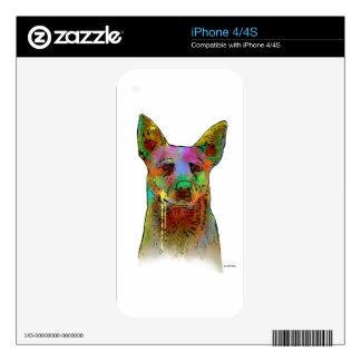 Australian Cattle Dogs iPhone 4 Skin