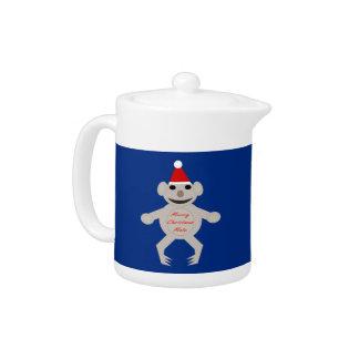 Australian Christmas Koala Bear Teapot