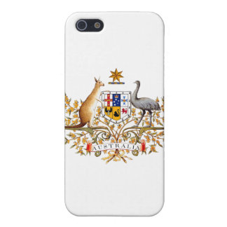 Australian coat of arms designed items cases for iPhone 5