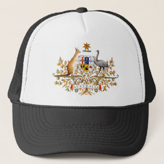 Australian Coat of Arms Hat