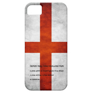 Australian convict definition case for the iPhone 5