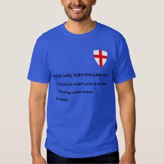 Australian convict definition shirt