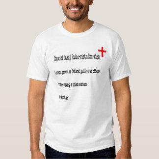 Australian convict definition t shirt