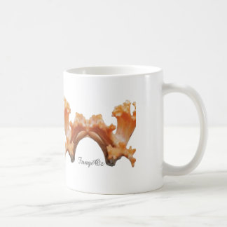 Australian Coral fungi coffee mug