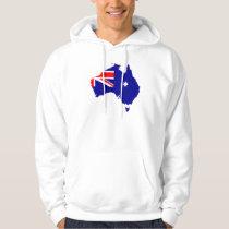 Australian country hoodie