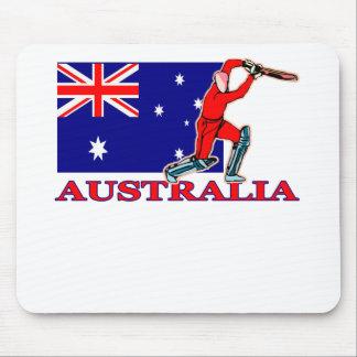 Australian Cricket Player Mouse Pad