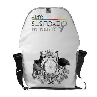 Australian Cyclists Party Messenger Bag