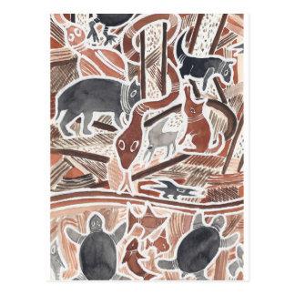 Australian Dreams #1 Postcard