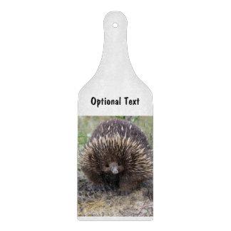 Australian Echidna Cute Animal Photo Cutting Board