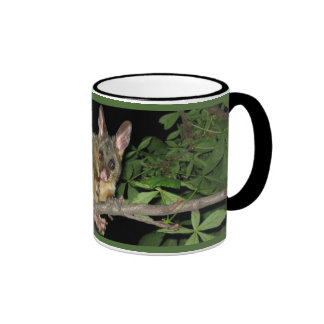 Australian Fauna - Possum Ringer Coffee Mug