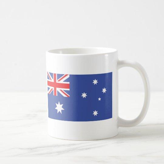 Australian Flag - Australia Coffee Mug