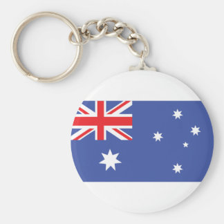 Australian Flag - Australia Keychain