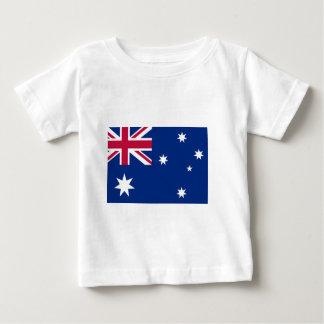 Australian flag baby T-Shirt