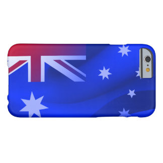 Australian flag barely there iPhone 6 case
