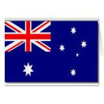 Australian Flag Cards