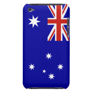 Australian flag barely there iPod cases
