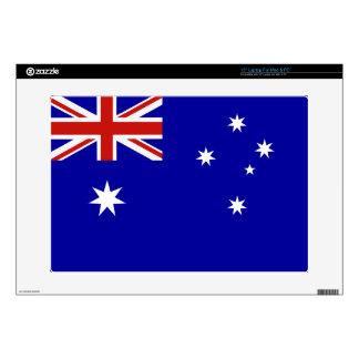 Australian flag decals for laptops