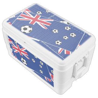 Australian Flag Football Ice Chest