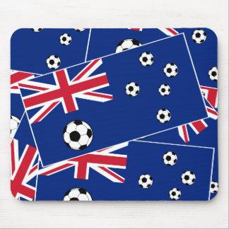 Australian Flag Football Mouse Pad